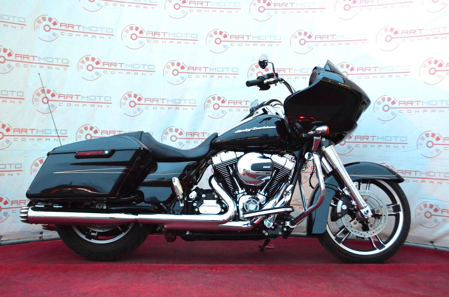 МОТОЦИКЛ HARLEY DAVIDSON FLTRXS ROAD GLIDE 2016 ― Артмото - купить квадроцикл в украине и харькове, мотоцикл, снегоход, скутер, мопед, электромобиль