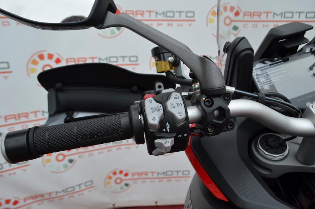 МОТОЦИКЛ DUCATI MULTISTRADA 1260 S Touring Pack  Артмото - купить квадроцикл в украине и харькове, мотоцикл, снегоход, скутер, мопед, электромобиль