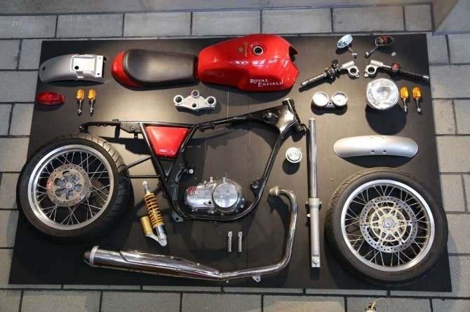Motorcycle-Parts
