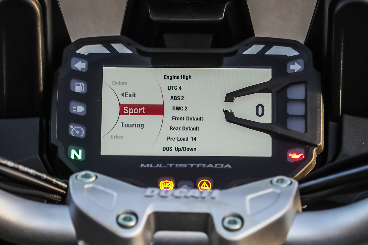 МОТОЦИКЛ DUCATI MULTISTRADA 1260 S D|Air  Артмото - купить квадроцикл в украине и харькове, мотоцикл, снегоход, скутер, мопед, электромобиль