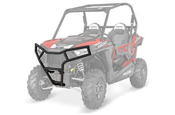 Передний бампер Front Deluxe Bumper- Black