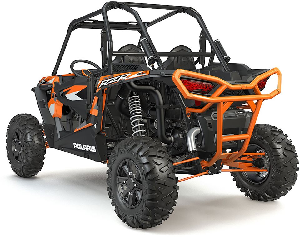 ЗАДНИЙ БАМПЕР (накладка) POLARIS RZR 1000 REAR EXTREME BUMPER ATTACHMENT ― Артмото - купить квадроцикл в украине и харькове, мотоцикл, снегоход, скутер, мопед, электромобиль
