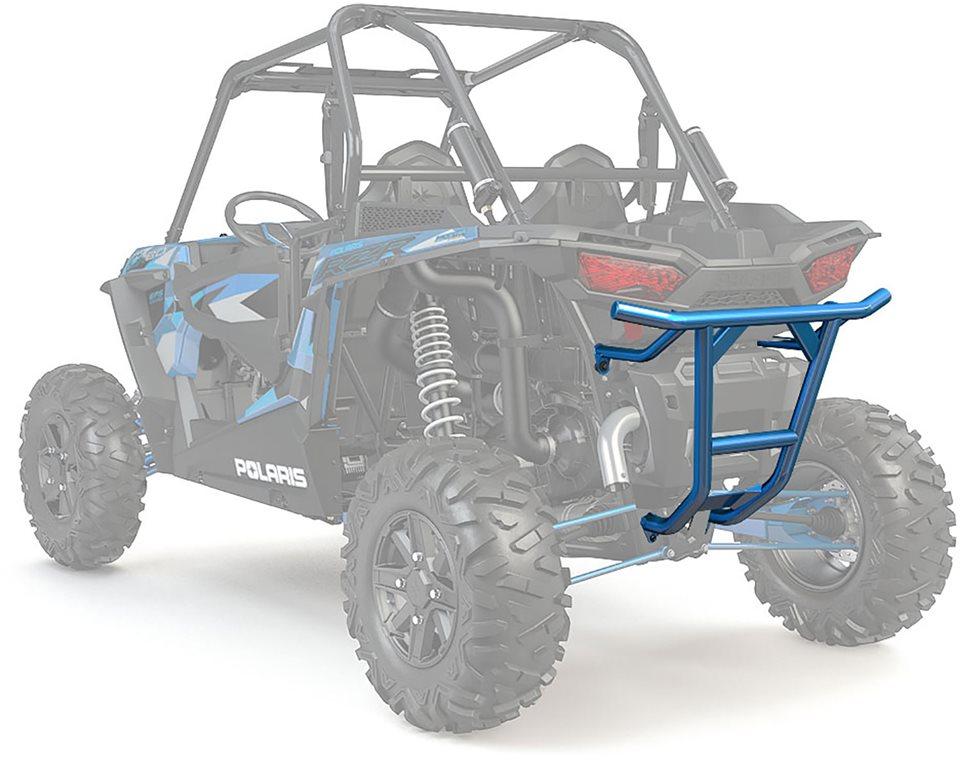ЗАДНИЙ БАМПЕР POLARIS RZR 1000 REAR LOW PROFILE BUMPER ― Артмото - купить квадроцикл в украине и харькове, мотоцикл, снегоход, скутер, мопед, электромобиль