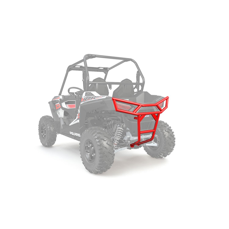 ЗАДНИЙ БАМПЕР POLARIS RZR 1000 REAR DELUXE BUMPER ― Артмото - купить квадроцикл в украине и харькове, мотоцикл, снегоход, скутер, мопед, электромобиль