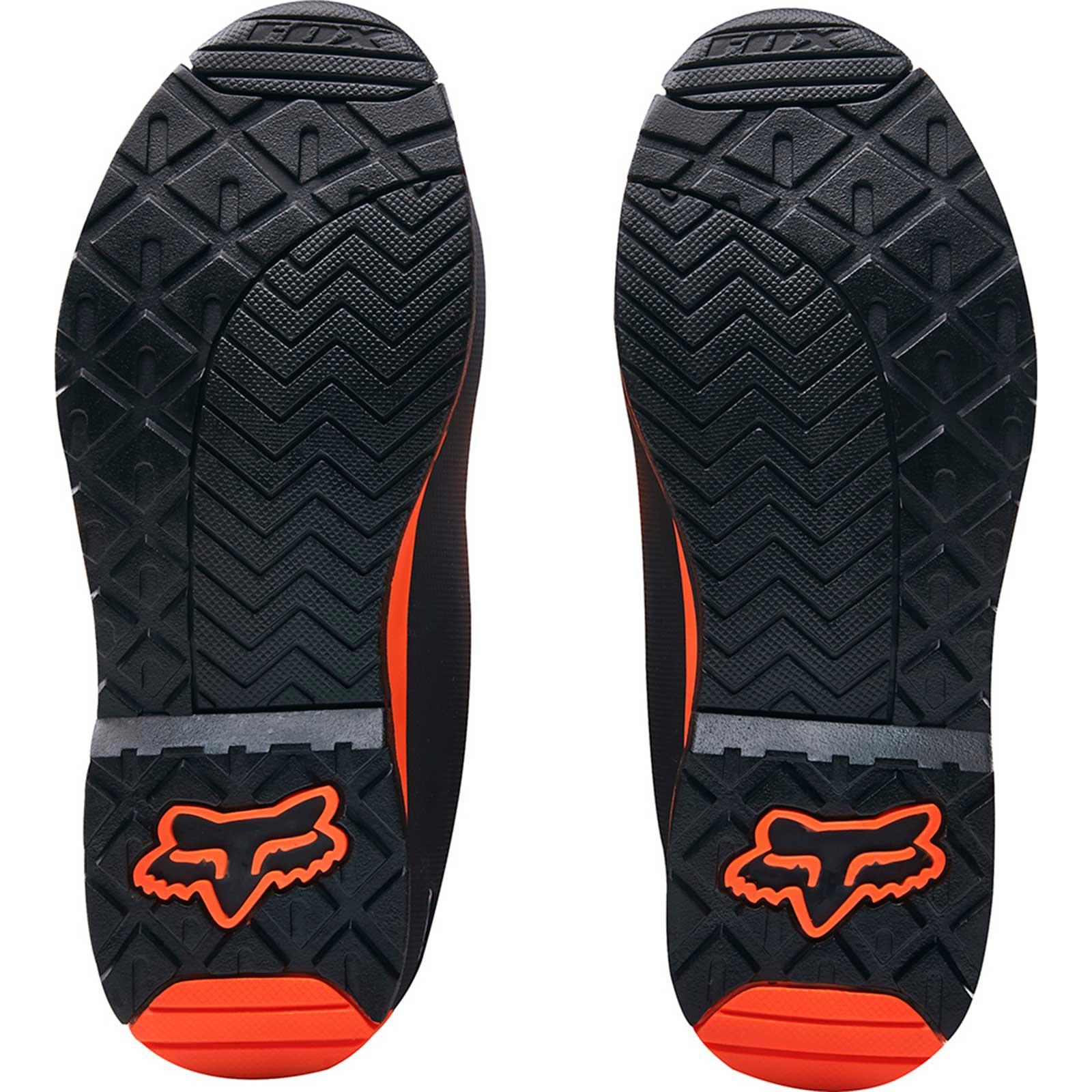 МОТОБОТЫ FOX COMP 5 BOOT ORANGE ― Артмото - купить квадроцикл в украине и харькове, мотоцикл, снегоход, скутер, мопед, электромобиль