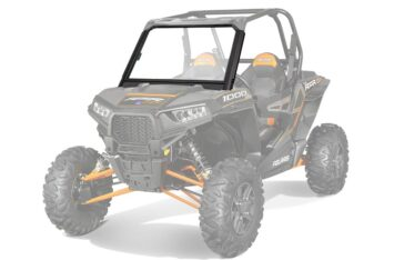 Лобовое стекло Polaris RZR 1000 Glass Windshield