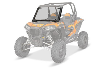 Лобовое стекло Polaris RZR 1000 Three-Position Poly Windshield