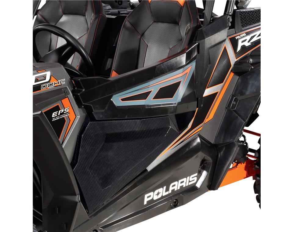 ДВЕРЬ POLARIS RZR 1000 LOWER DOOR INSERTS ― Артмото - купить квадроцикл в украине и харькове, мотоцикл, снегоход, скутер, мопед, электромобиль