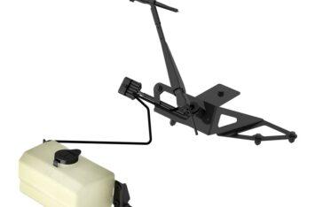 Комплект стеклоочиститетля Polaris RZR 1000 Windshield Wiper-Washer Kit