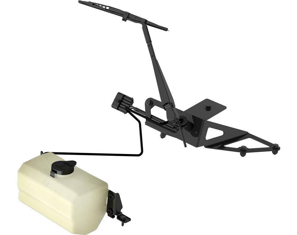 КОМПЛЕКТ СТЕКЛООЧИСТИТЕЛЯ POLARIS RZR 1000 Windshield Wiper-Washer Kit ― Артмото - купить квадроцикл в украине и харькове, мотоцикл, снегоход, скутер, мопед, электромобиль