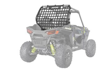 Задняя панель Polaris RZR 1000 Racing Rear Panel