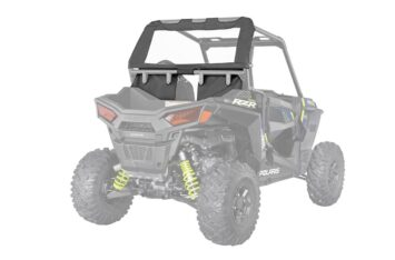Задняя панель Polaris RZR 1000 Canvas Rear Panel