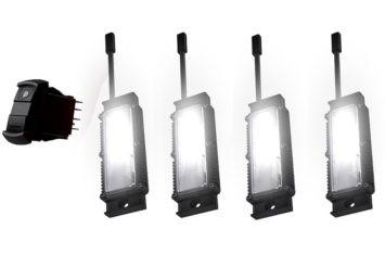 Набор подсветок POLARIS RZR 1000 Accent Light Kit