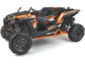 СТАЛЬНОЙ СЛАЙДЕР POLARIS RZR 1000 EXTREME KICK OUT STEEL ROCK SLIDERS