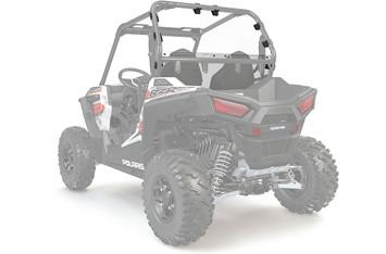 Задняя панель Polaris RZR 1000 Lock & Ride® Poly Rear Panel