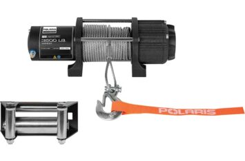 Лебедка Polaris RZR 1000 Polaris HD 3,500 lb. Integrated Winch