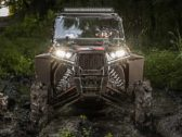 ФРОНТАЛЬНОЕ КРЫЛО POLARIS RZR 1000 DOUBLE XL FRONT FENDER FLARES