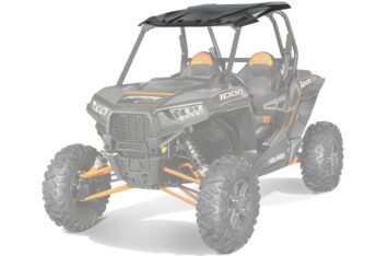 Крыша Polaris RZR 1000 Lock & Ride® Poly Sport Roof