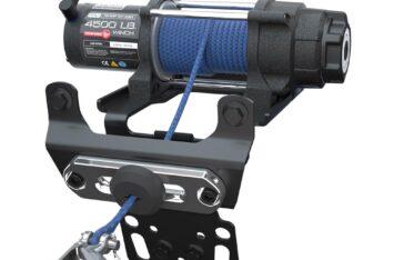 Лебедка Polaris RZR 1000 PRO HD 4,500 Lb. Winch with Rapid Rope Recovery