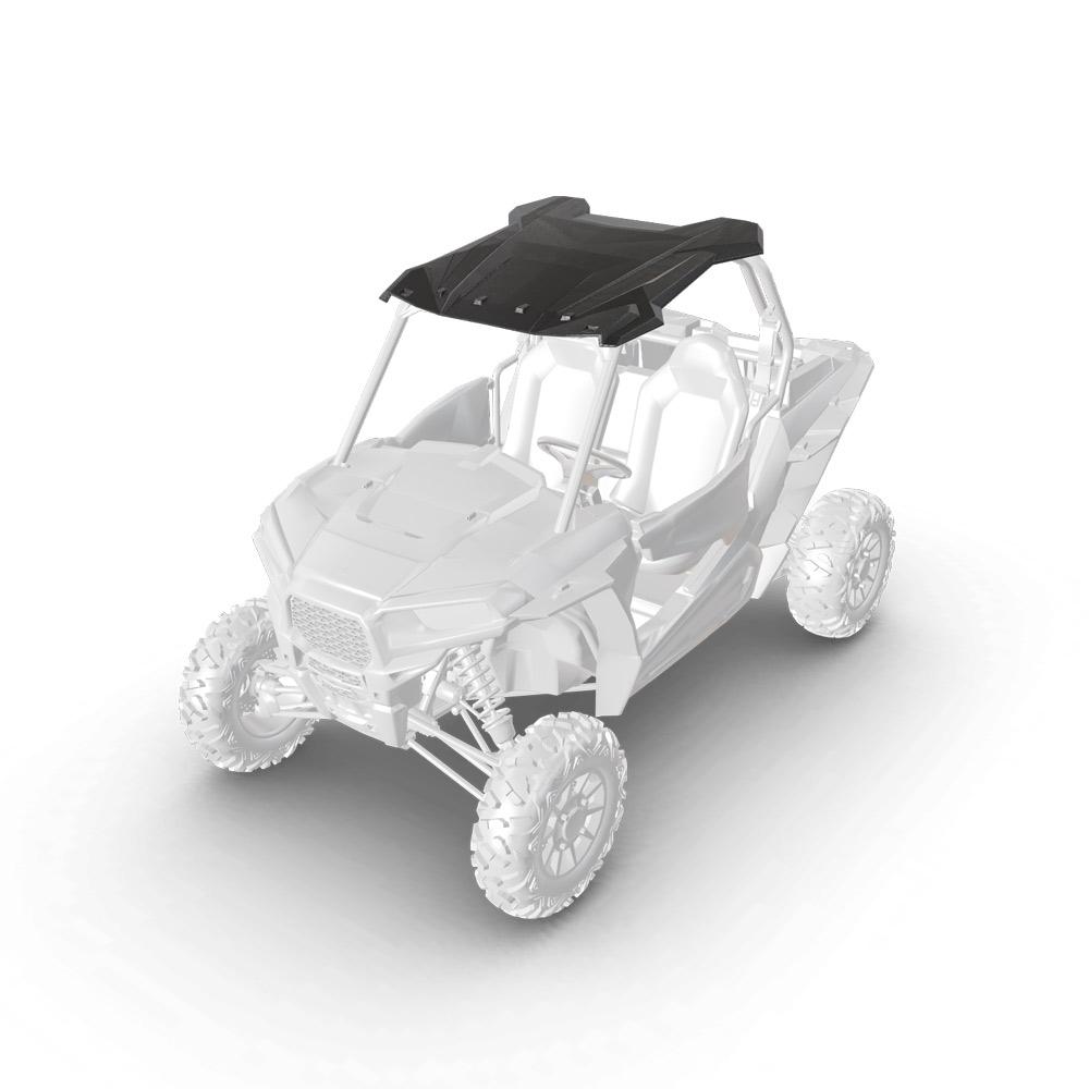 КРЫША POLARIS RZR 1000 LOCK & RIDE® POLY SPORT ROOF ― Артмото - купить квадроцикл в украине и харькове, мотоцикл, снегоход, скутер, мопед, электромобиль