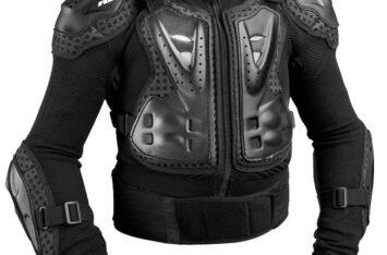 Детская мотозащита тела FOX Youth Titan Sport Jacket [Blk]