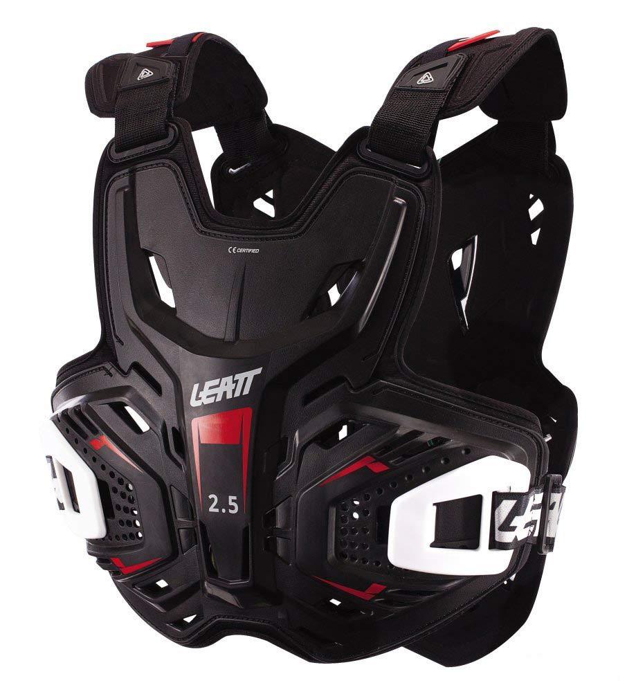 МОТОЗАЩИТА ТЕЛА CHEST PROTECTOR LEATT 2.5 BLACK ― Артмото - купить квадроцикл в украине и харькове, мотоцикл, снегоход, скутер, мопед, электромобиль