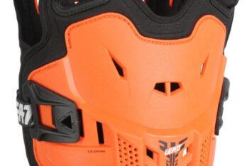 Детская защита тела Chest protector LEATT 2.5 оранжевая