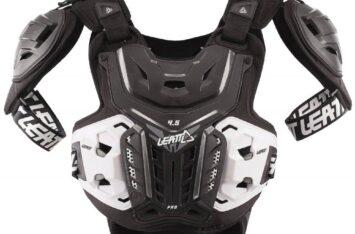 Мотозащита тела Chest Protector LEATT 4.5 Pro Black