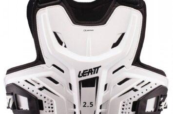 Мотозащита тела Chest Protector LEATT 2.5 white