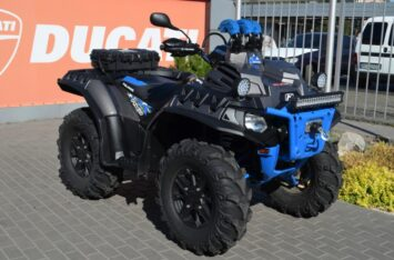 КВАДРОЦИКЛ POLARIS SPORTSMAN XP 1000 HIGH LIFTER