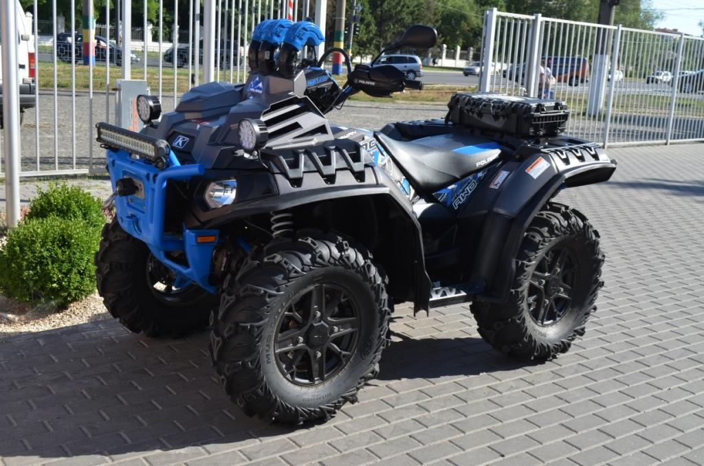 КВАДРОЦИКЛ POLARIS SPORTSMAN XP 1000 HIGH LIFTER ― Артмото - купить квадроцикл в украине и харькове, мотоцикл, снегоход, скутер, мопед, электромобиль