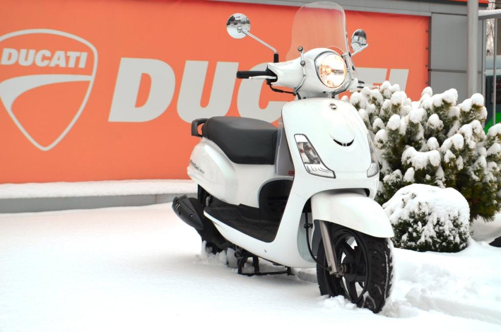 СКУТЕР SYM FIDDLE II 150  Артмото - купить квадроцикл в украине и харькове, мотоцикл, снегоход, скутер, мопед, электромобиль