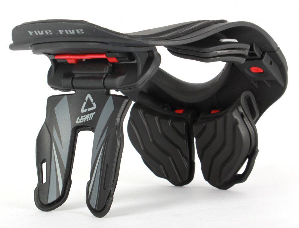 ДЕТСКАЯ ЗАЩИТА ШЕИ LEATT NECK BRACE GPX 5.5 JUNIOR BALCK/GREY ― Артмото - купить квадроцикл в украине и харькове, мотоцикл, снегоход, скутер, мопед, электромобиль