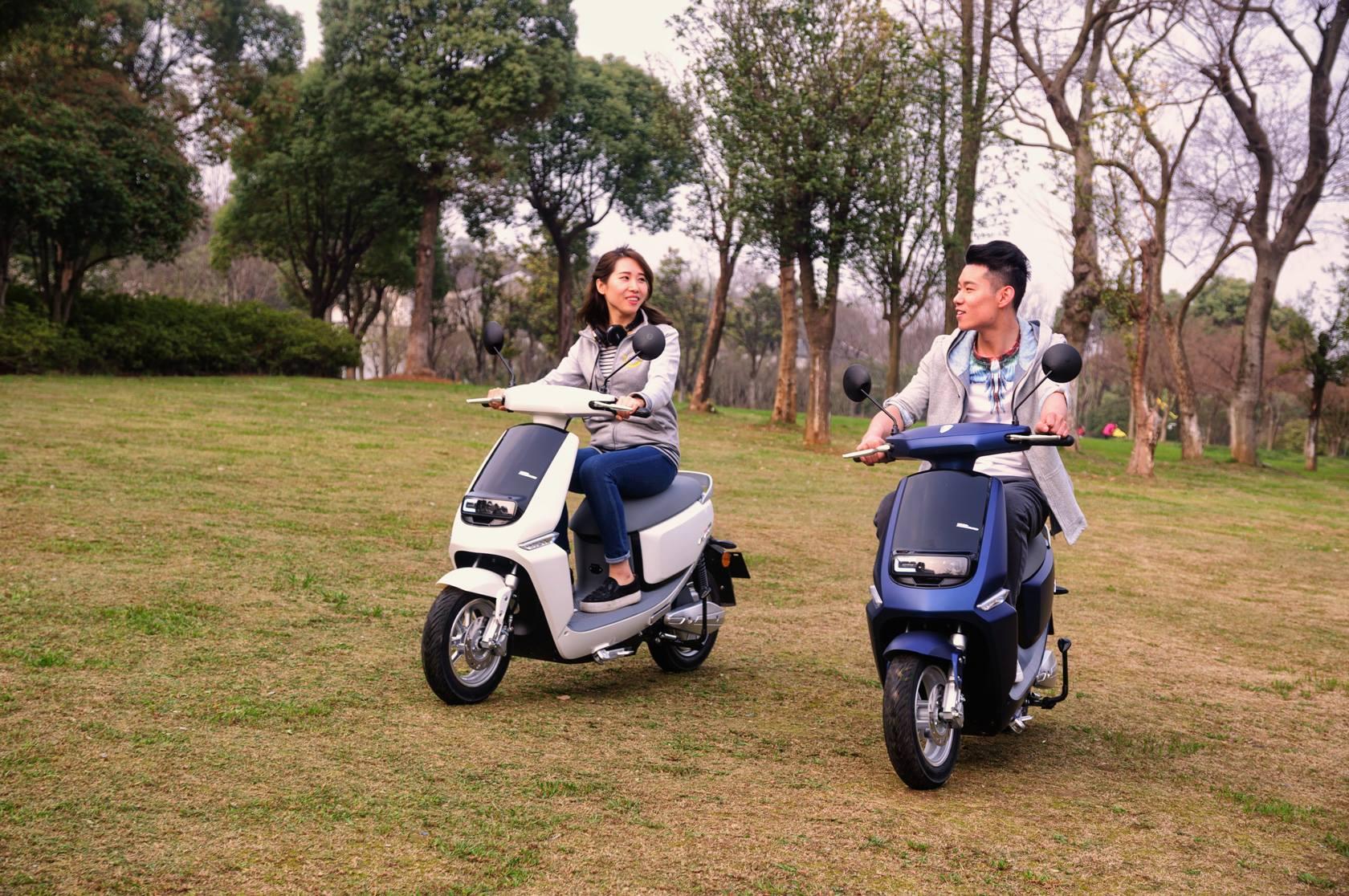 ЭЛЕКТРОСКУТЕР YADEA C-LINE ( Li-ion )  Артмото - купить квадроцикл в украине и харькове, мотоцикл, снегоход, скутер, мопед, электромобиль