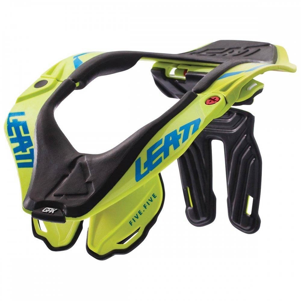ЗАЩИТА ШЕИ LEATT BRACE GPX 5.5 ЛАЙМ ― Артмото - купить квадроцикл в украине и харькове, мотоцикл, снегоход, скутер, мопед, электромобиль