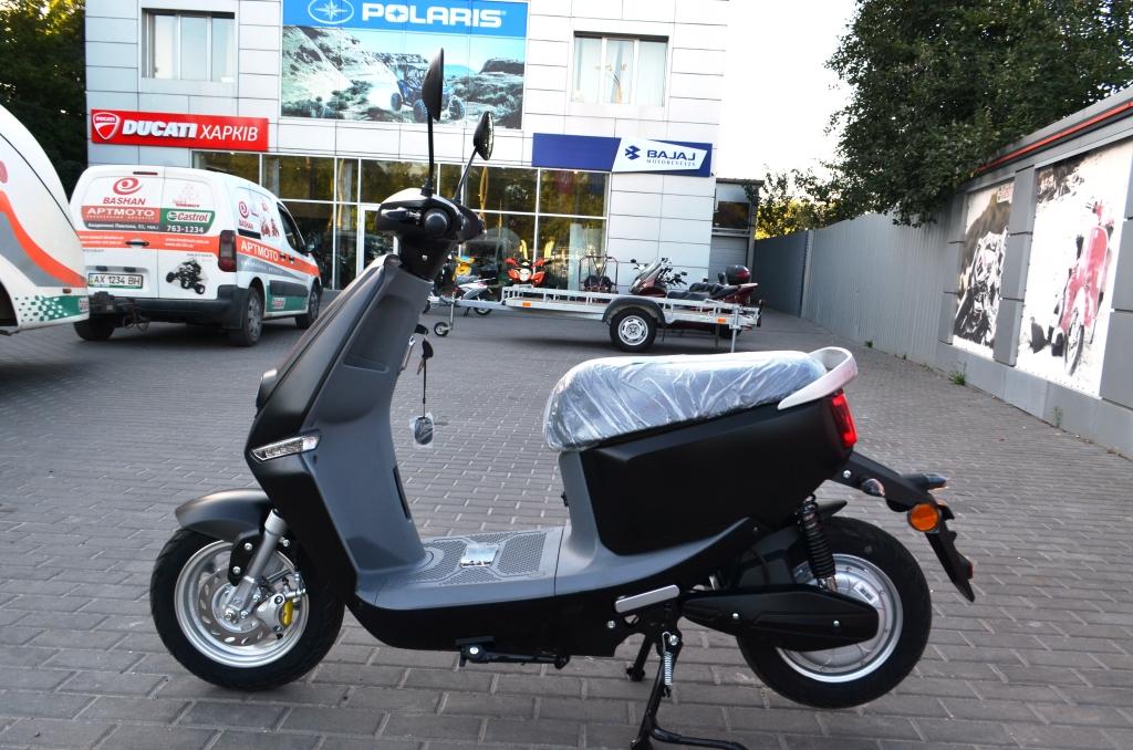 ЭЛЕКТРОСКУТЕР YADEA C-LINE ( AGM ) Акционный товар! ― Артмото - купить квадроцикл в украине и харькове, мотоцикл, снегоход, скутер, мопед, электромобиль