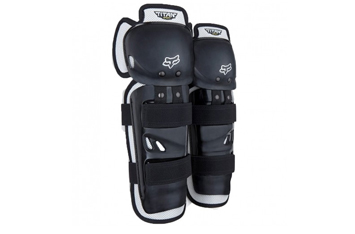 Детские наколенники FOX Youth Titan Sport Knee Guard CE Black