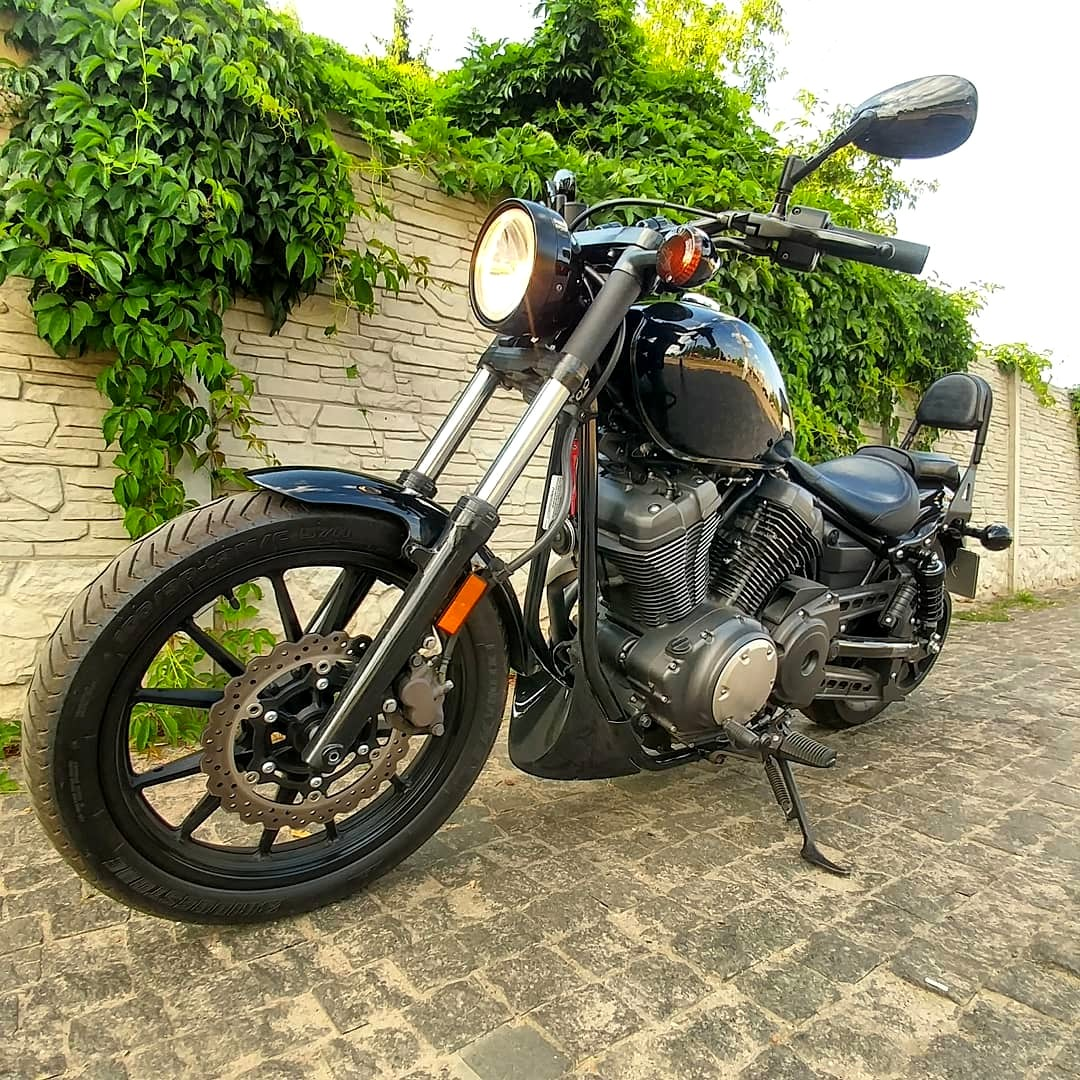 МОТОЦИКЛ YAMAHA XV950 BOLT  Артмото - купить квадроцикл в украине и харькове, мотоцикл, снегоход, скутер, мопед, электромобиль