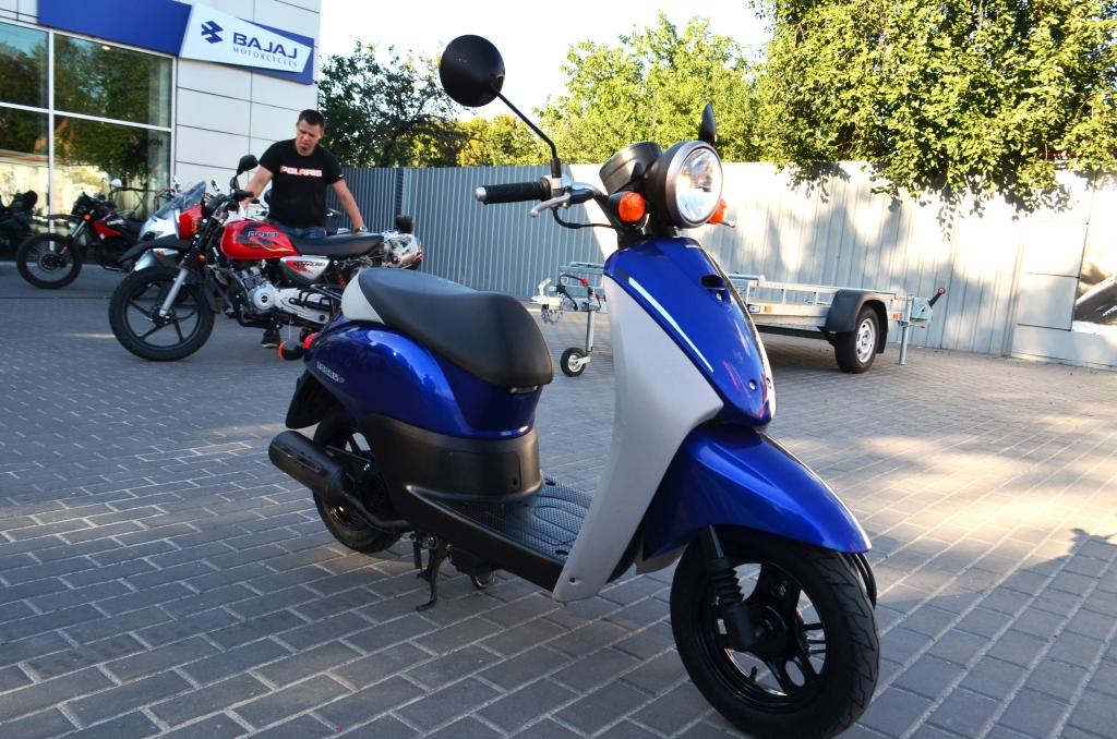 МОПЕД HONDA TODAY F AF67  Артмото - купить квадроцикл в украине и харькове, мотоцикл, снегоход, скутер, мопед, электромобиль