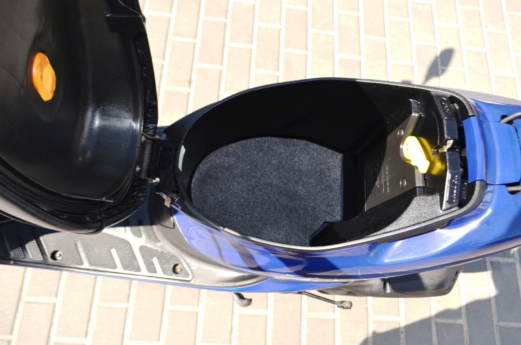 МОПЕД HONDA DIO AF34 СИНИЙ ― Артмото - купить квадроцикл в украине и харькове, мотоцикл, снегоход, скутер, мопед, электромобиль