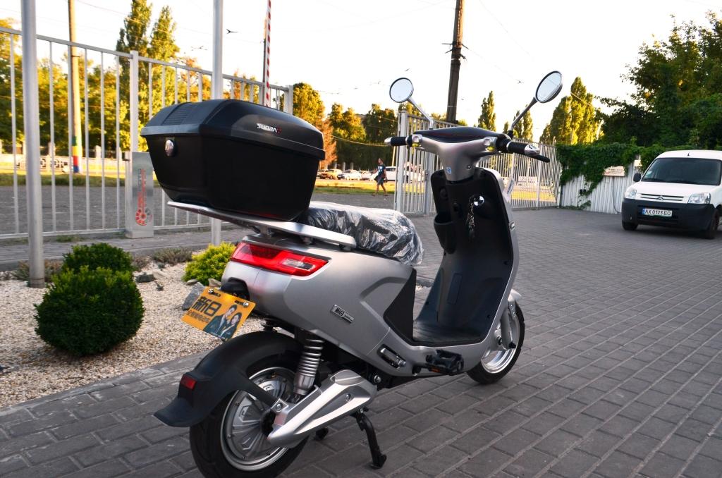 ЭЛЕКТРОСКУТЕР SUNRA FQ Акционный товар! ― Артмото - купить квадроцикл в украине и харькове, мотоцикл, снегоход, скутер, мопед, электромобиль