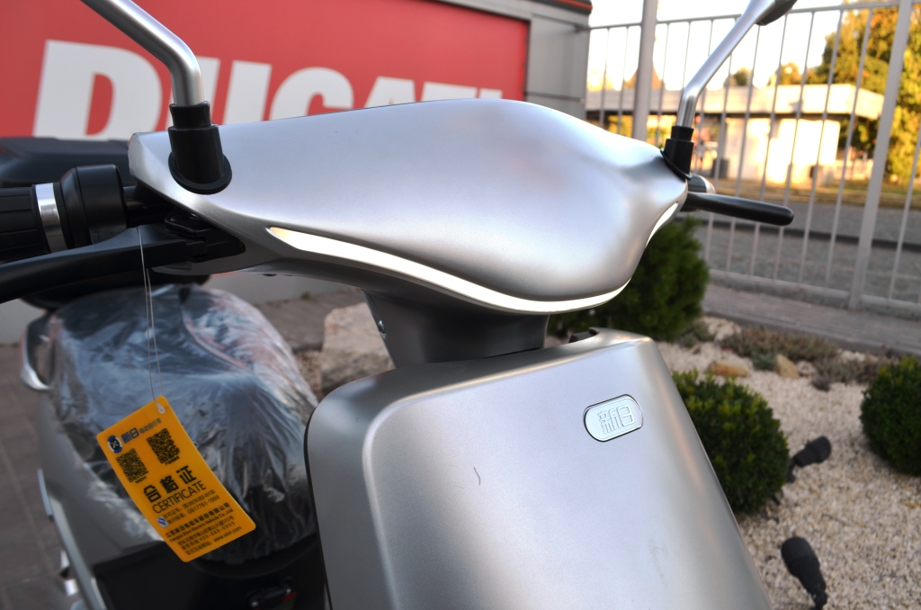 ЭЛЕКТРОСКУТЕР SUNRA FQ  Артмото - купить квадроцикл в украине и харькове, мотоцикл, снегоход, скутер, мопед, электромобиль