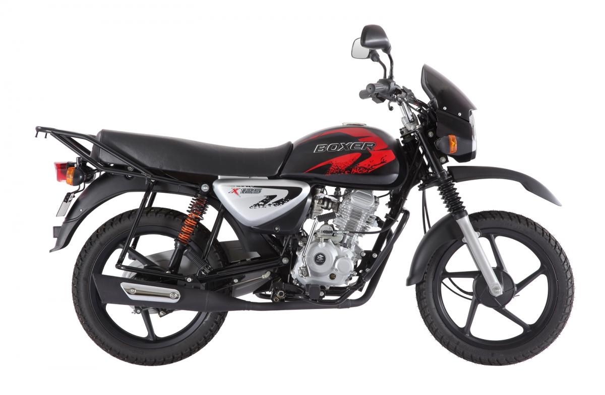 МОТОЦИКЛ BAJAJ BOXER X 125 CROSS  Артмото - купить квадроцикл в украине и харькове, мотоцикл, снегоход, скутер, мопед, электромобиль