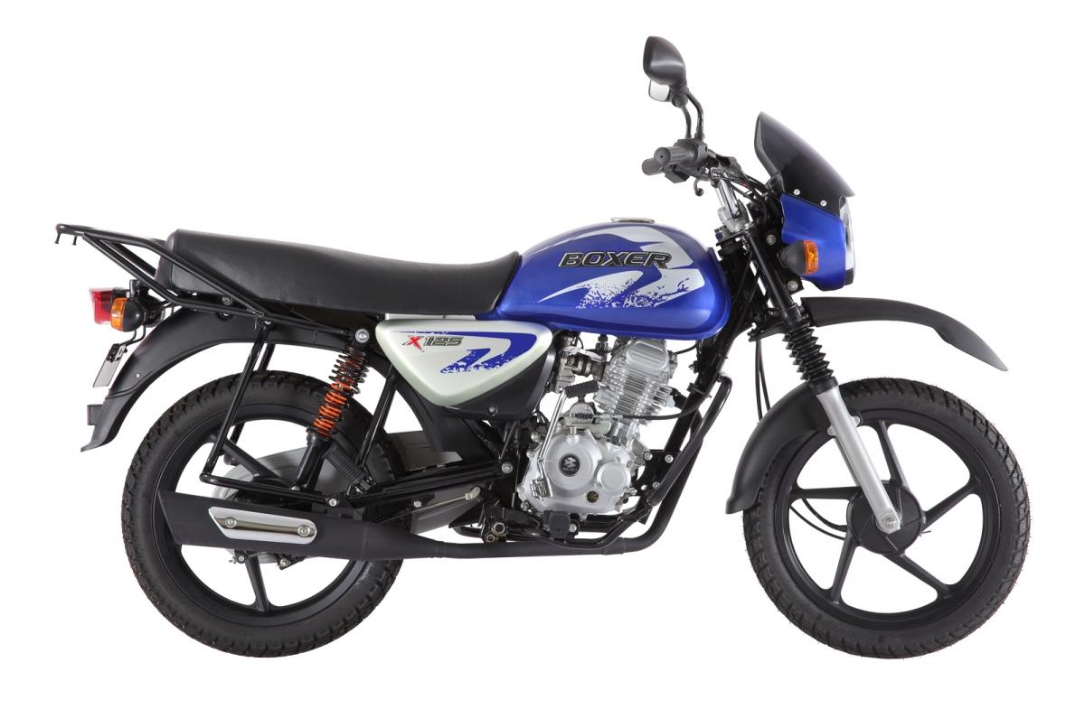 МОТОЦИКЛ BAJAJ BOXER 125 CROSS ― Артмото - купить квадроцикл в украине и харькове, мотоцикл, снегоход, скутер, мопед, электромобиль