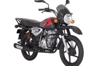 МОТОЦИКЛ BAJAJ BOXER X 125 CROSS