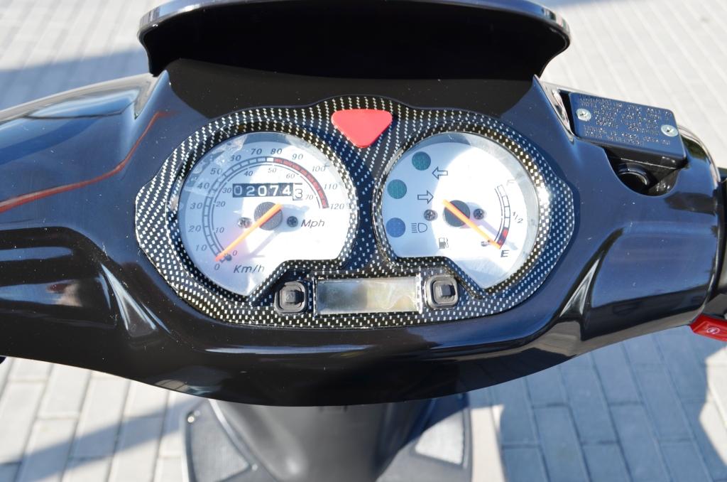 СКУТЕР OMAKS 125 ― Артмото - купить квадроцикл в украине и харькове, мотоцикл, снегоход, скутер, мопед, электромобиль