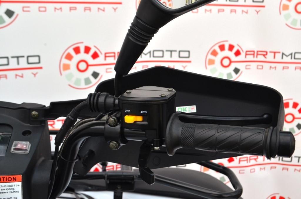 КВАДРОЦИКЛ LINHAI LH300ATV-D 4×4 ― Артмото - купить квадроцикл в украине и харькове, мотоцикл, снегоход, скутер, мопед, электромобиль