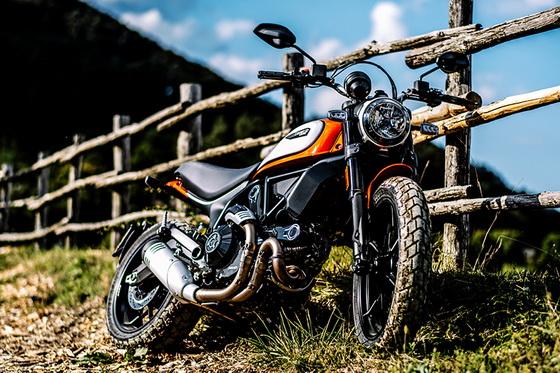 обновление модельного ряда Ducati Scrambler 2019 артмото купить