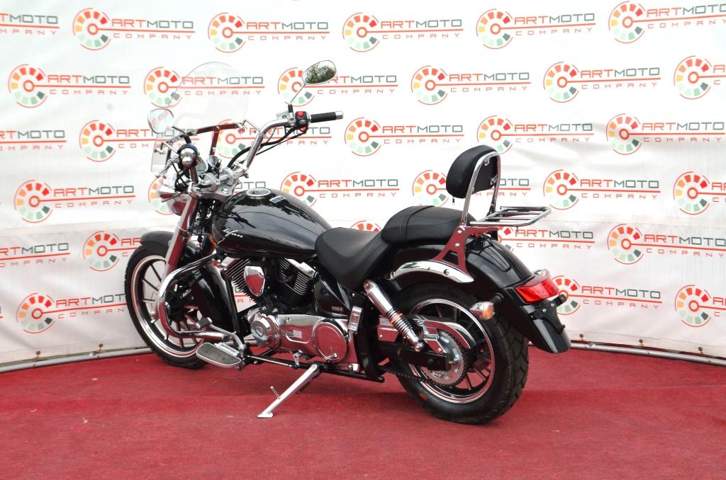 МОТОЦИКЛ LIFAN LF250-D  Артмото - купить квадроцикл в украине и харькове, мотоцикл, снегоход, скутер, мопед, электромобиль