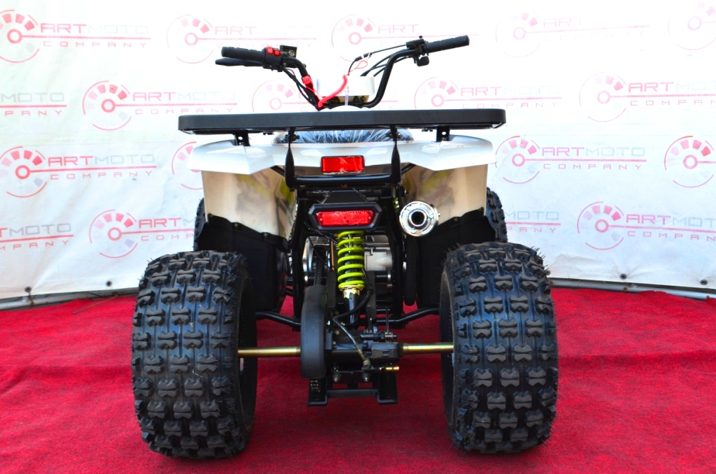 ДЕТСКИЙ КВАДРОЦИКЛ FORTE HUNTER 125 NEW ― Артмото - купить квадроцикл в украине и харькове, мотоцикл, снегоход, скутер, мопед, электромобиль